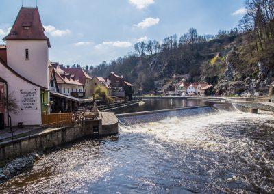 The Vltava / Die Moldau