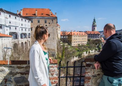 Castle / Schloss Český Krumlov